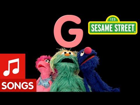 Sesame Street: Letter G (Letter of the Day)
