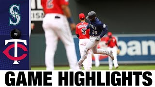 Mariners vs. Twins Game Highlights (4/10/21) | MLB Highlights