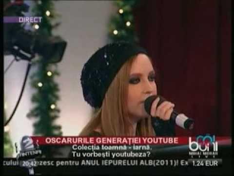 Anca Badiu - More & More (Rai da' Buni 07.12.2010)