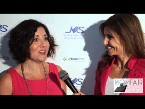 MomFair LA 2013: Diane Prince Johnston of Winnie & Kat
