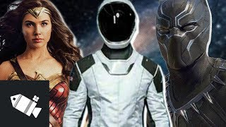SpaceX's Spacesuit Has Roots In Marvel & Avengers Universe