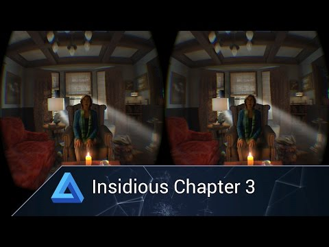 Insidious Chapter 3 gameplay on Oculus Rift