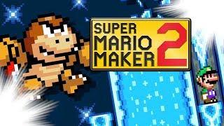 Top 5 *SUPER EXPERT* Levels in Mario Maker 2