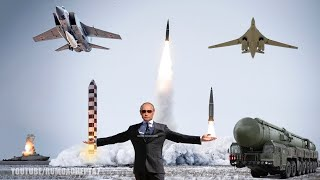 Russia's Strategic Nuclear Arsenal: Overwhelming Response - Kinzhal, RS-24 Yars, RS-28 Sarmat