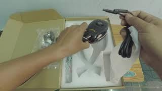 kính  chiếu hậu có tích hợp camera hành trình cho xe máy