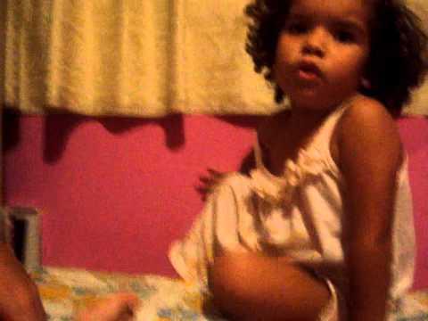 Niña de 3 años quiere matar a Justin Bieber