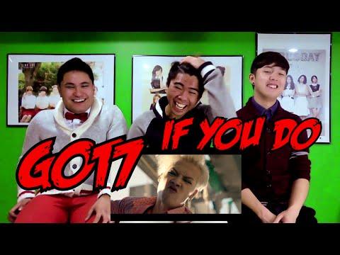 GOT7 - 니가 하면(If You Do) MV REACTION (FUNNY FANBOYS)