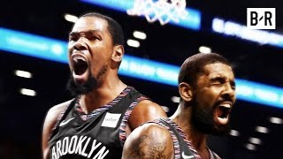 Kyrie Irving & Kevin Durant Best Plays | 2019 Season | Brooklyn Bound To Play With Nets