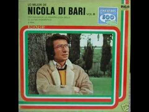 nicola di bari - por ejemplo