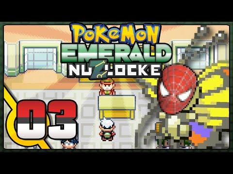 Pokémon Emerald Nuzlocke - Episode 3 | The Birds and the Beautifly!