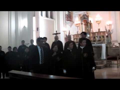VILLANCICO DE LAS CAMPANAS - Coro del Colegio de Arquitectos del Peru Regiona Lima 2012
