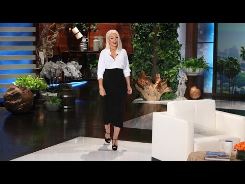 Catching Up with Christina Aguilera