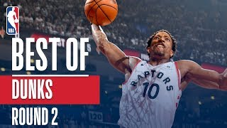 Best Dunks of the 2018 NBA Playoffs |  Conference Semifinals