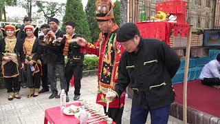 2  Lễ tơ hồng – Dao (dao Lô gang) Hợp Tiến, huyện Đồng Hỷ, tỉnh Thái Nguyên.