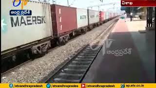 Watch Video of Python Rake- The Longest Train with 2 km- V..