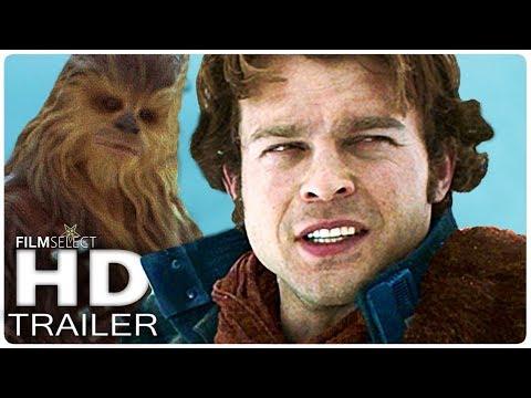 HAN SOLO: Una Historia de Star Wars Trailer Español (Extendido) 2018