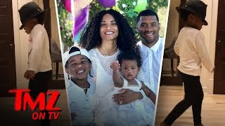 Ciara's Son Has Crazy Good Dance Moves! | TMZ TV