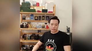 Robert Chen thách thức anti-fan