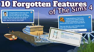THINGS WE ALL FORGOT ABOUT IN THE SIMS 4