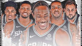 San Antonio Spurs VERY BEST Plays & Highlights from 2019-20 NBA Season!