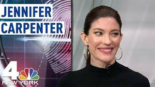 Jennifer Carpenter on 'The Enemy Within' | New York Live
