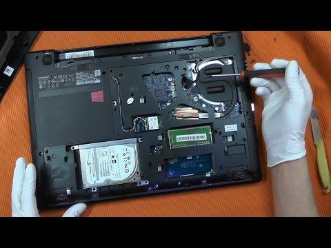 Lenovo Ideapad G50 Upgrade Ram Hdd Ssd G50 30 G50 70 45