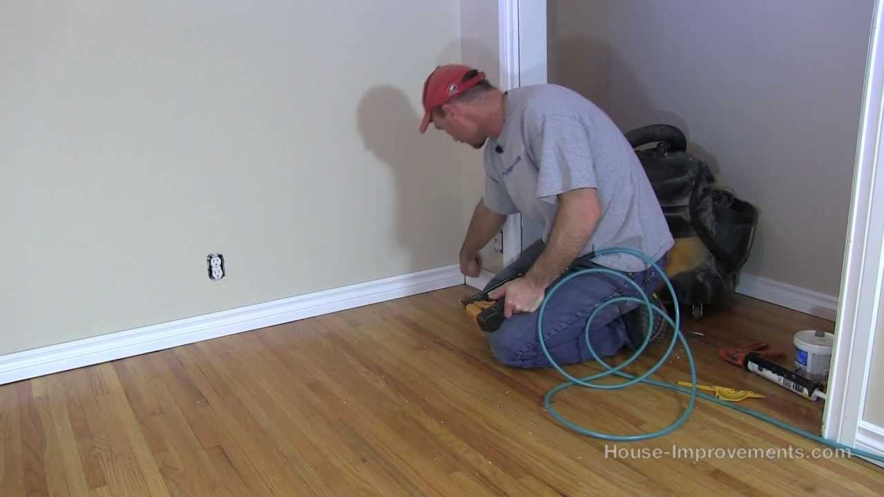 Craftsman Baseboards And Trim