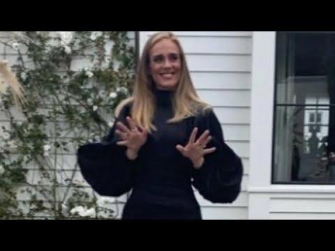 Adele Celebrates 32nd Birthday With Amazing New Look