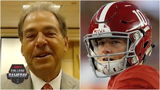 Nick Saban on expectations for Mac Jones vs. Missouri | College GameDay