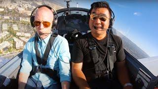 Dangerous Runway Landing With Sam Chui | 74 Burger