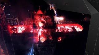 L'incendie qui a ravagé Notre-Dame de Paris en images