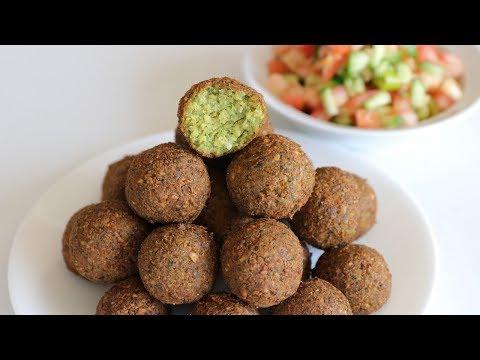 How to Make Falafel | Falafel Recipe