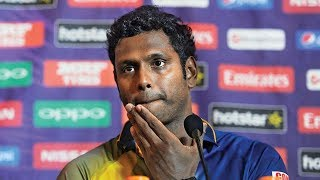Angelo Mathews Press Conference | BAN vs SL | Asia Cup 2018