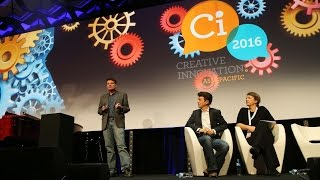 """Martin Ford (USA) at Ci2016 - """"The Rise of the Robots–Threat of a Jobless Future"""""""