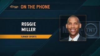 Reggie Miller Talks NBA Finals, Kawhi, Lakers & More w/Dan Patrick   Full Interview   6/14/19