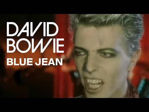 David Bowie - Blue Jean (Official Video)