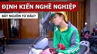 Định kiến nghề nghiệp bắt nguồn từ đâu? (Oops Banana Vlog #48)