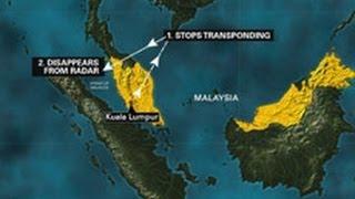 Máy bay Malaysia Airlines đổi hướng một cách khó hiểu