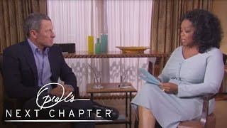 Lance Armstrong's Confession | Oprah's Next Chapter | Oprah Winfrey Network