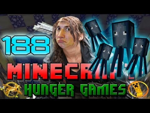 Minecraft: Hunger Games W/Mitch! Game 188 - SQUIDS!!! - Smashpipe Games
