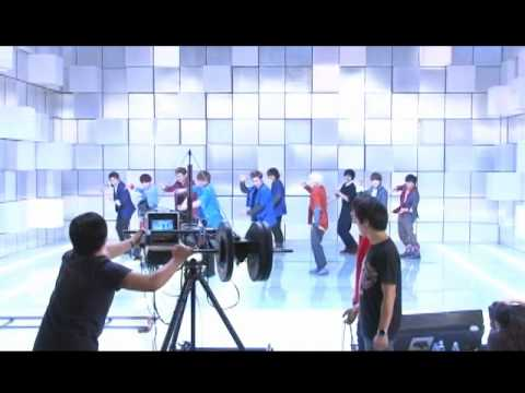 Super Junior (슈퍼주니어)_Mr. Simple_MAKING FILM