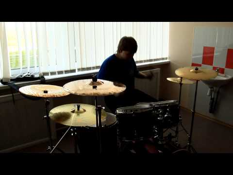 Stigmata - Танцуй (drum cover) [HD]