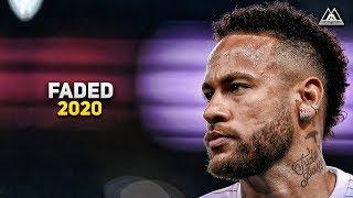 Neymar Jr • Alan Walker - Faded | Skills & Goals | HD