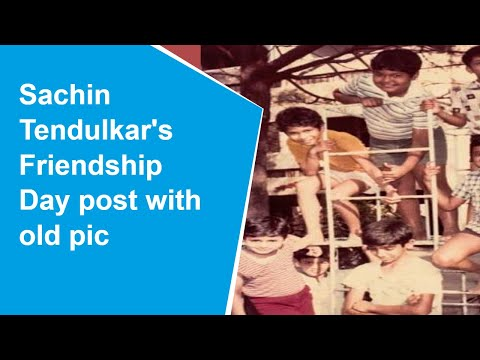 Friendships are like floodlights: Tendulkar wishes fans on Friendship Day with cricket analogy
