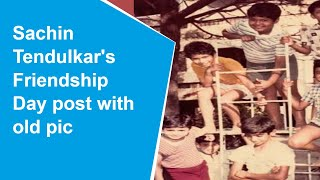 Friendships are like floodlights: Tendulkar wishes fans on..
