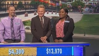 Watch This Woman Guess the Most Bizarre Letters on 'Wheel of Fortune' -- and Win!