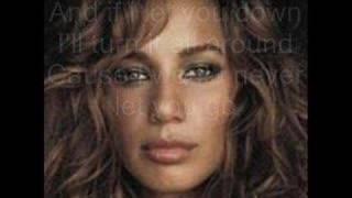 Leona Lewis-I Will Be w/lyrics