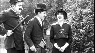 CARLITOS E MABEL DE PASSEIO - Charles Chaplin