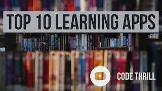 Top 10 free learning app.Every student should install.
