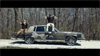 "Brodnax ft. Adam Calhoun ""John Wayne"" (Official Music Video)"